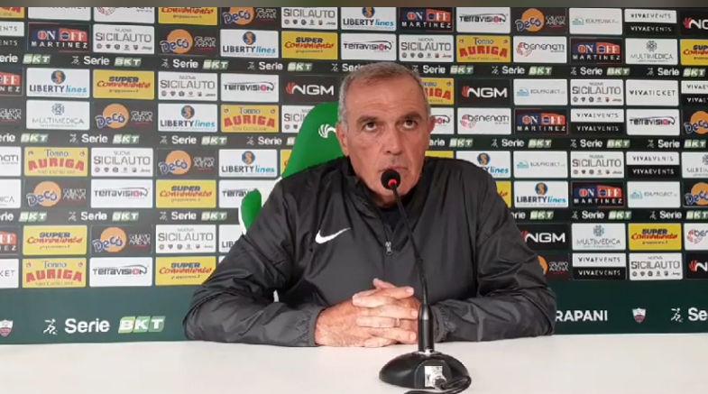 Castori, «Il Livorno rimaneggiato è un tranello, non cadiamoci»