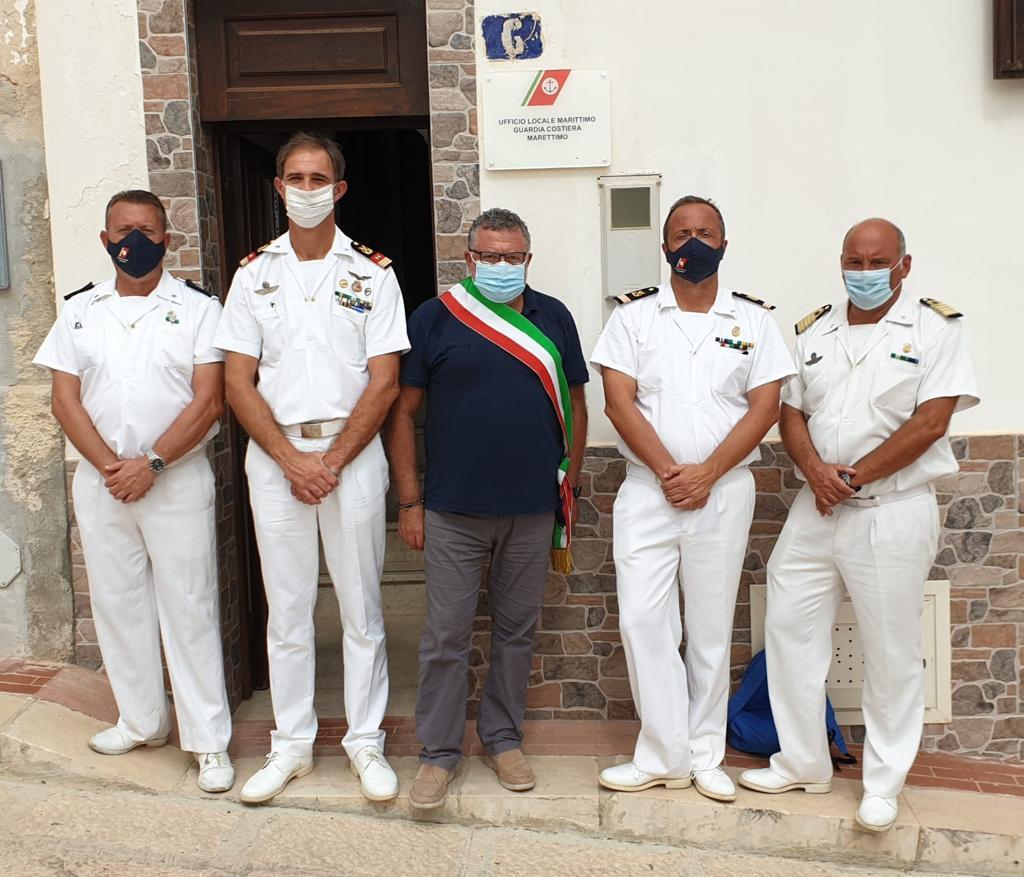 Marettimo, cambio al vertice dell'Ufficio marittimo
