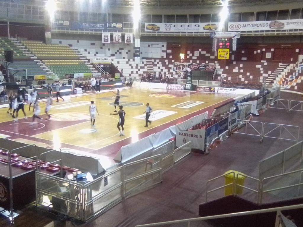 Trapani - Udine 34 - 33