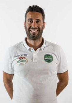 Marco Lionetti è il nuovo allenatore in seconda e preparatore atletico della Sigel Marsala