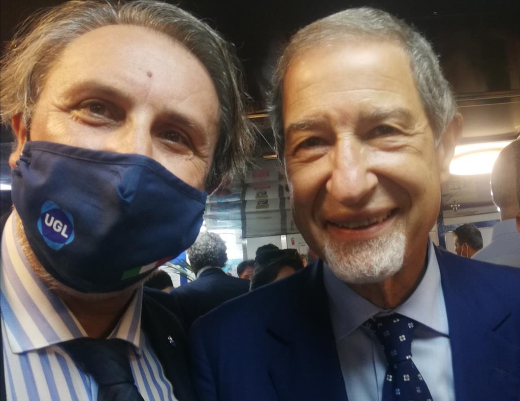 Messina, Ugl: 'La presenza di Musumeci è un segnale forte per Mazara'