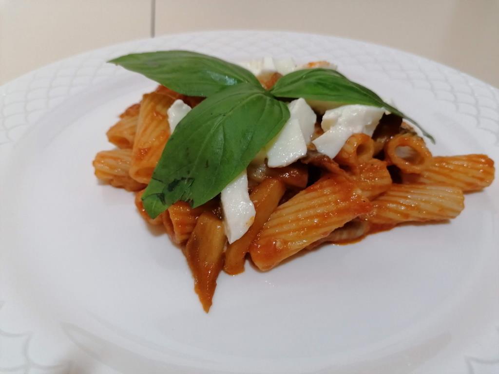 Rigatoni alla Siciliana (VIDEO)
