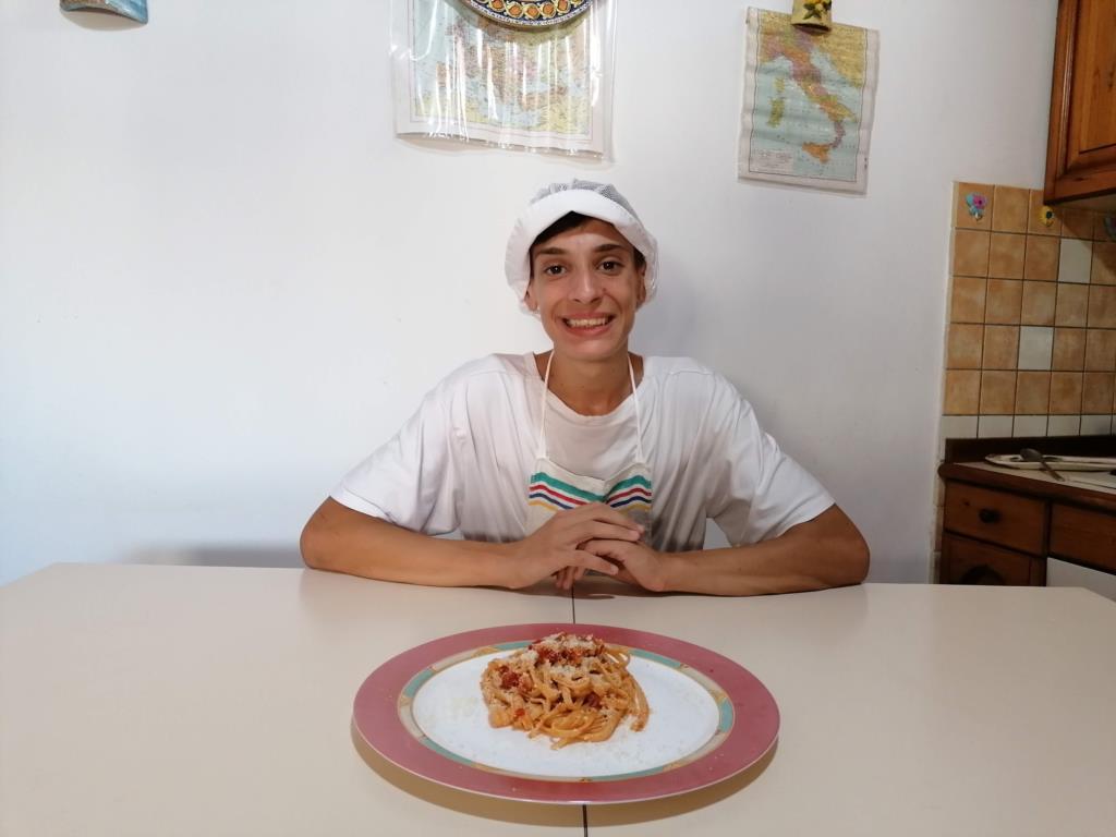 Pasta all'Amatriciana (VIDEO)