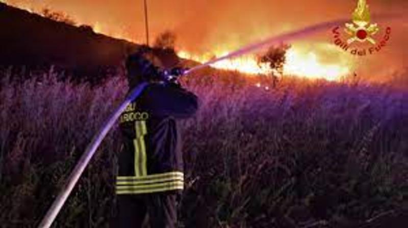 Emergenza incendi: Musumeci convoca tavolo tecnico