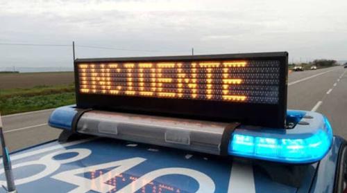 Incidente mortale sull'A29, autostrada bloccata