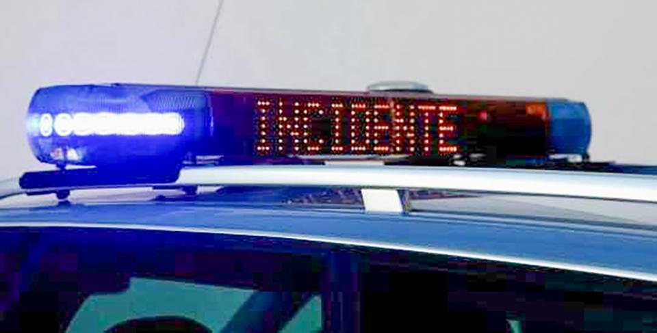 Incidente mortale sull'A29 nei pressi dello svincolo per Castellammare del Golfo
