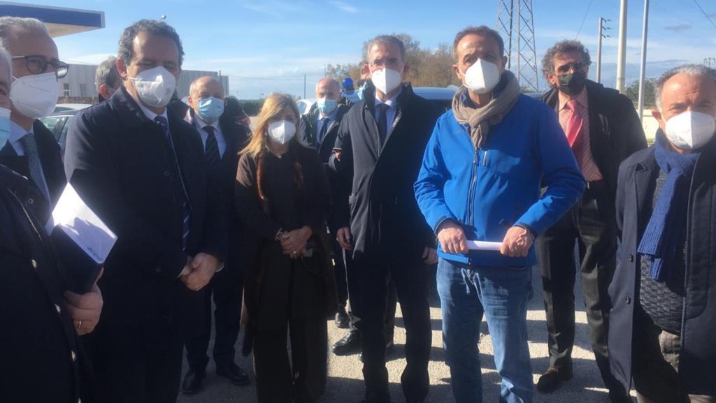 SP21, Trapani-Marsala: incontro dei due sindaci con l'assessore regionale