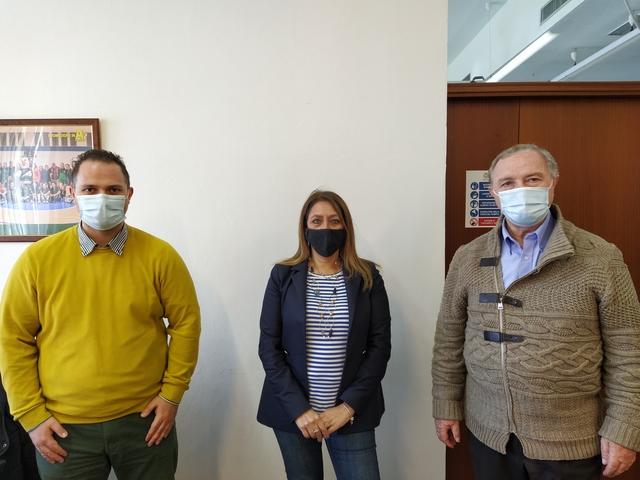 La sindaca Toscano a confronto con Rete Civica Salute
