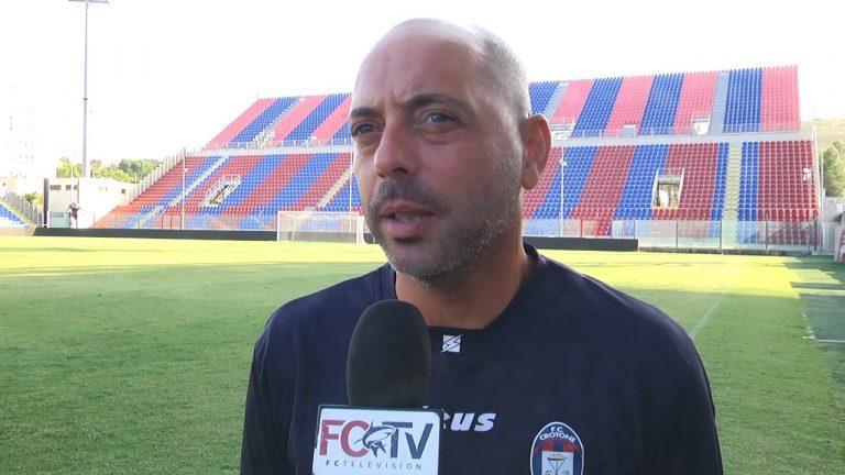Il Trapani calcio ha il suo allenatore: è Ivan Moschella