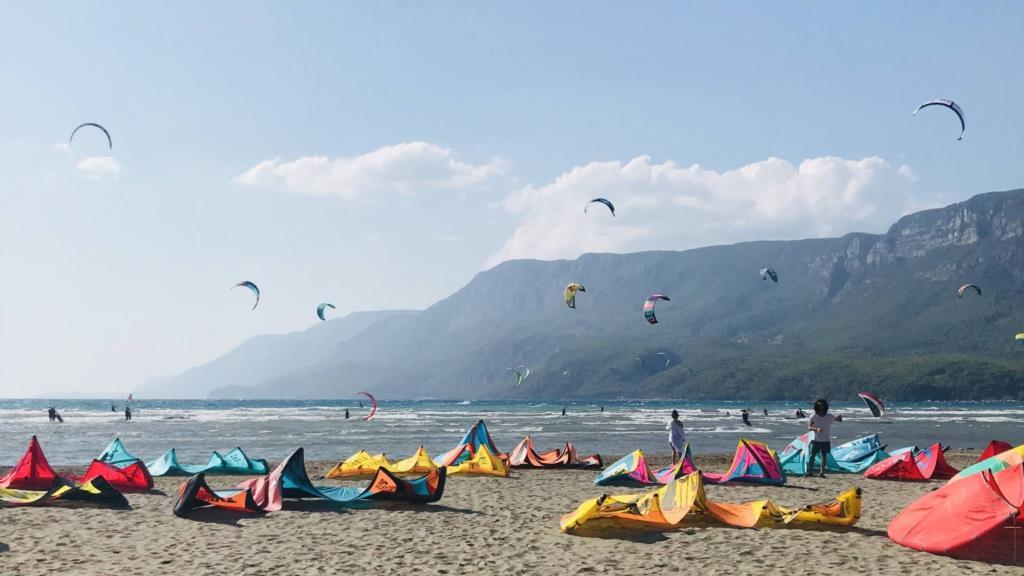 Al via il KiteFest Laguna dello Stagnone e il Nowhere Flight Sicily