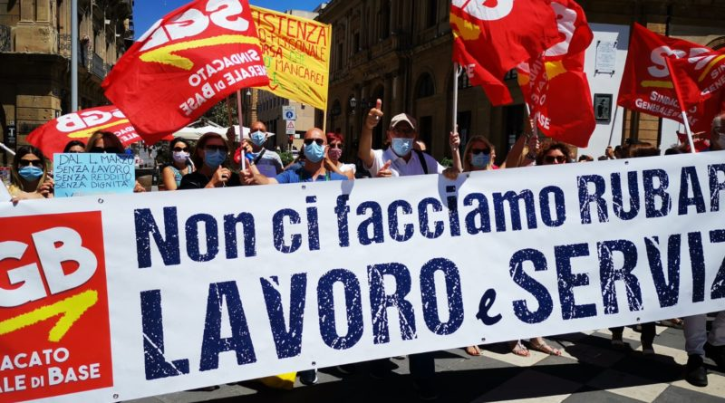 Scuola e disabilità: lavoratori e famiglie ancora in piazza il 3 maggio a Trapani