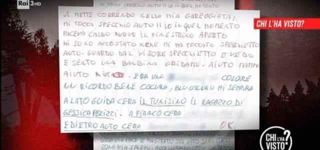 Denise Pipitone: c'è anche il nome di Gaspare Ghaleb nella lettera anonima ricevuta da Frazzitta