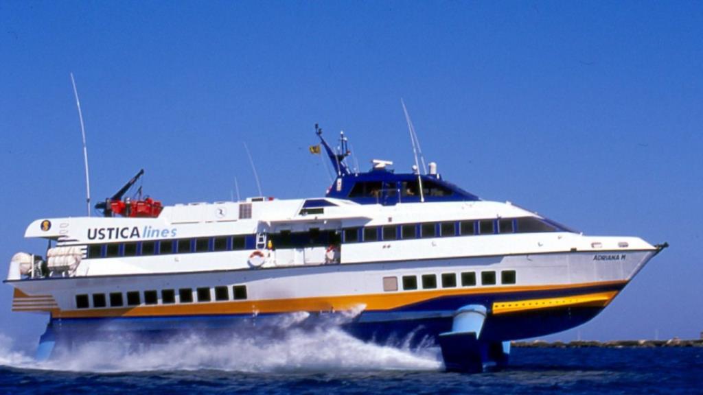 Negativo al tampone il marittimo dell'Ustica Lines