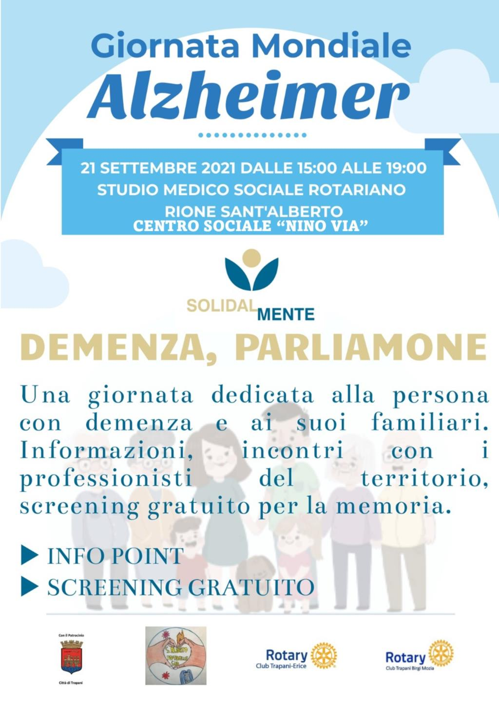 Giornata mondiale sull'Alzheimer