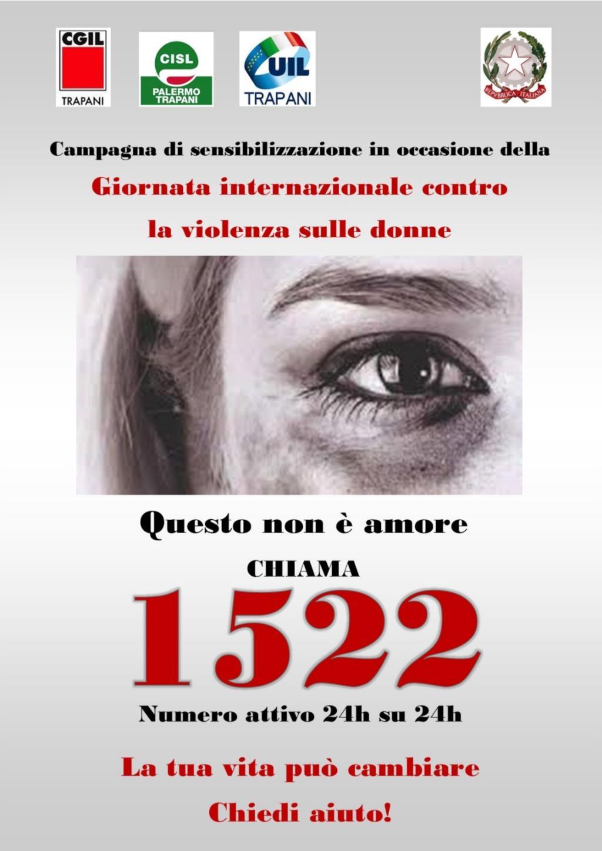 Violenza sulle donne, attivo un numero per chiedere aiuto