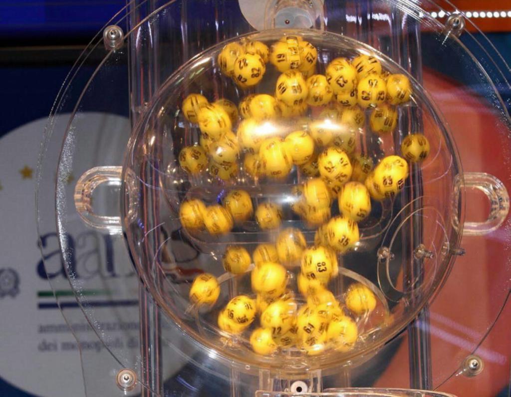 Lotto, a Erice la vincita più alta dell'anno