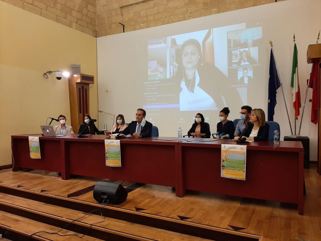 """""""Luci Dal Mediterraneo"""", verso la costruzione a Marsala di una cittadella ideale"""