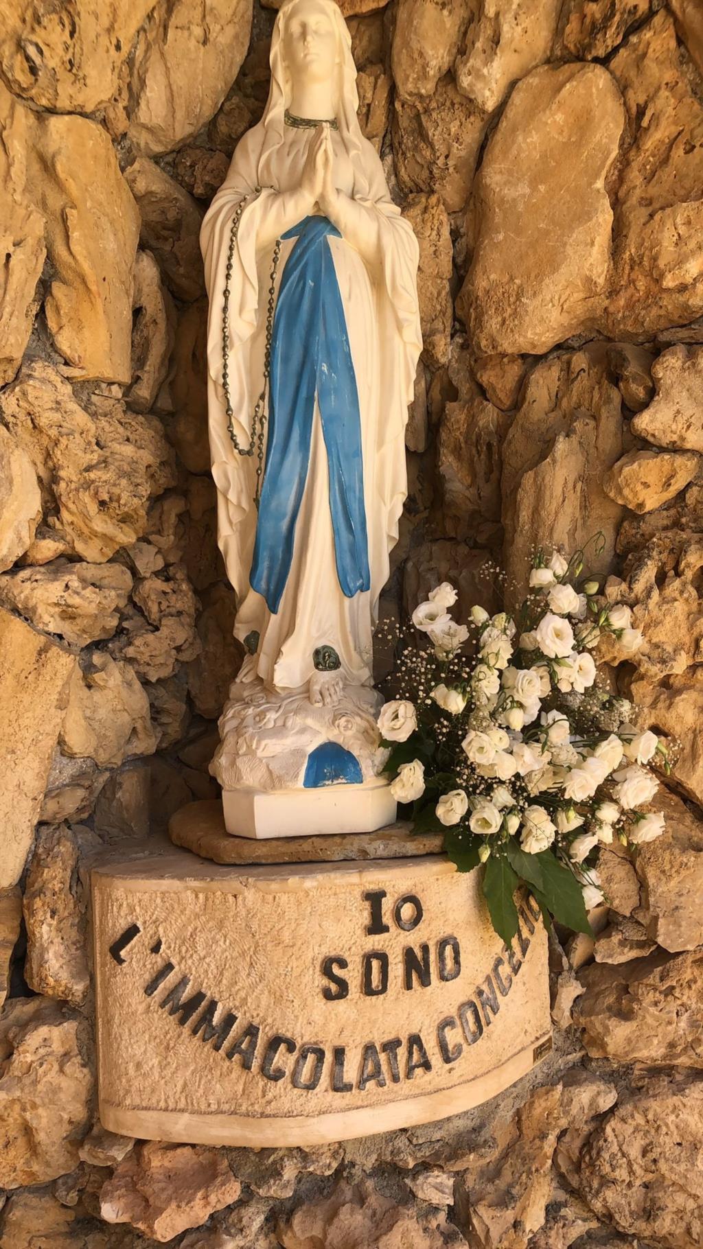 Trapani. È tornata al suo posto la statua della Madonna rubata ieri
