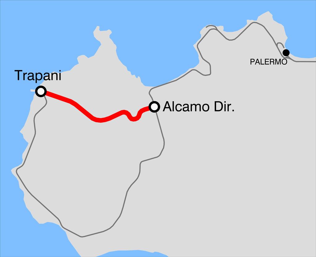 Via i passaggi a livello sulla tratta ferrata Trapani-Milo: la soddisfazione dell'assessore regionale