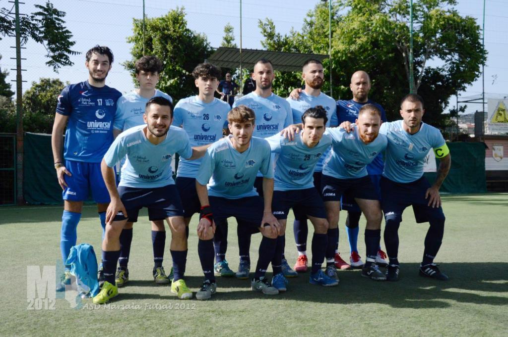 Il Marsala Futsal perde la corsa alla serie B solo per differenza reti