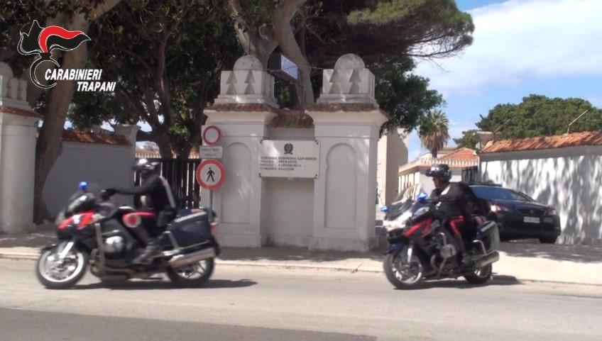 Marsala: evade dai domiciliari, per un trentottenne si aprono le porte del carcere