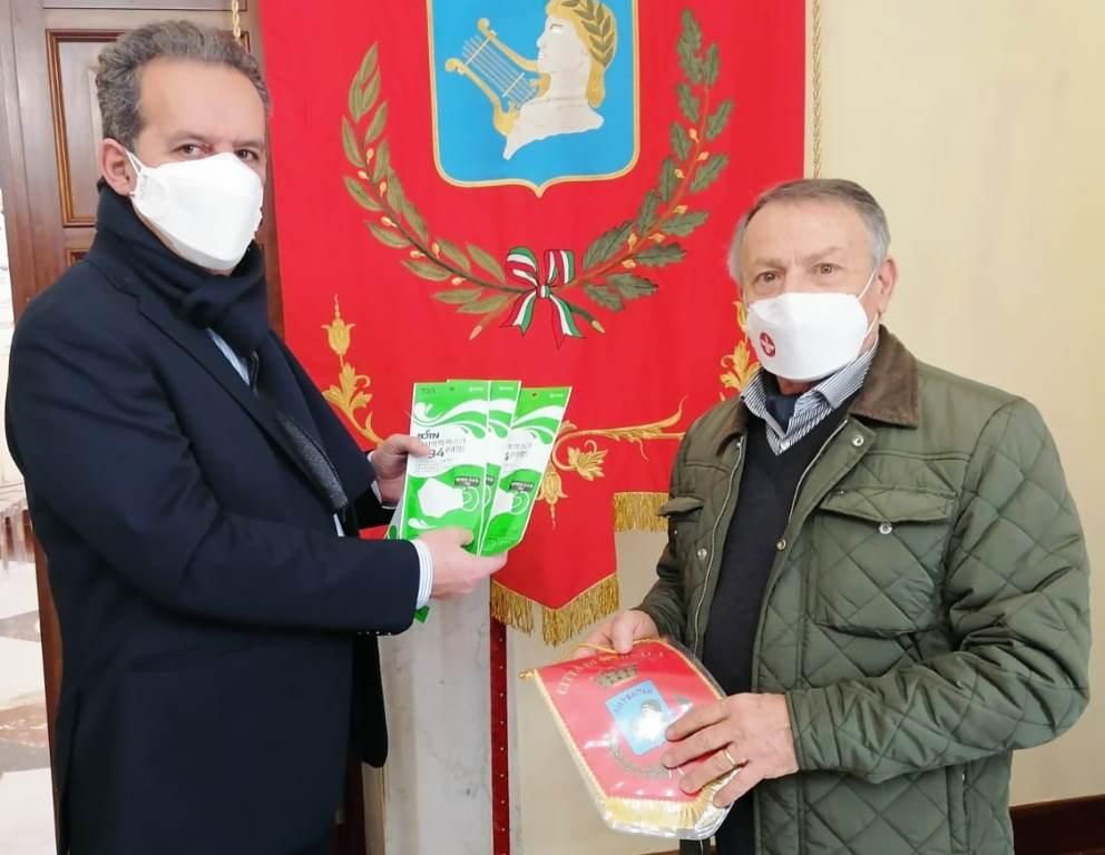 La Corea del Sud dona 2000 mascherine al Comune lilibetano
