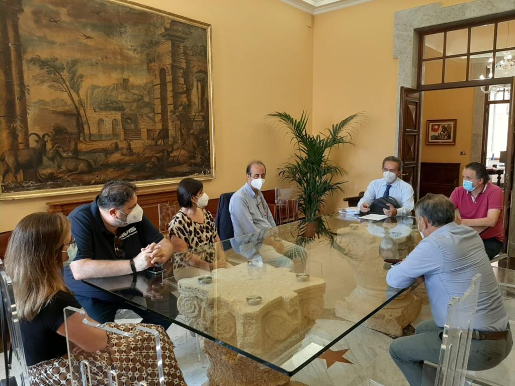 Emergenza sangue: il sindaco di Marsala incontra gli operatori del settore