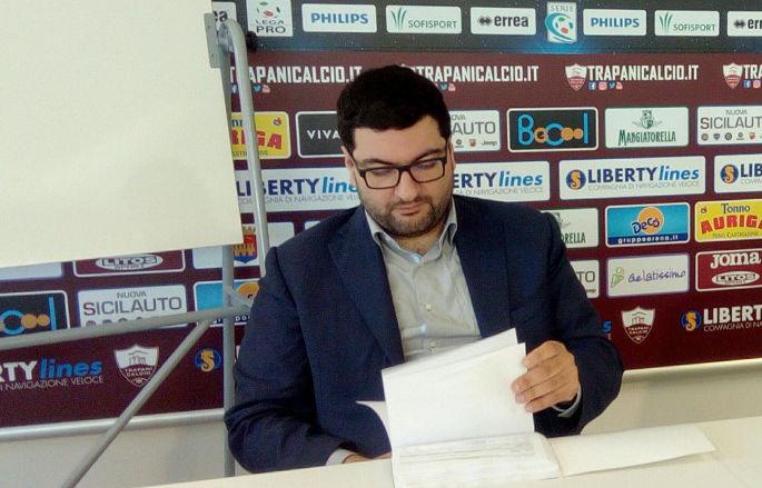 Trapani calcio, rinviati a giudizio De Simone, Caruso e Pace