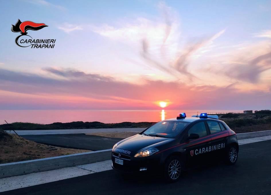 Mazara del Vallo, controlli dei Carabinieri: un arresto e 8 denunce