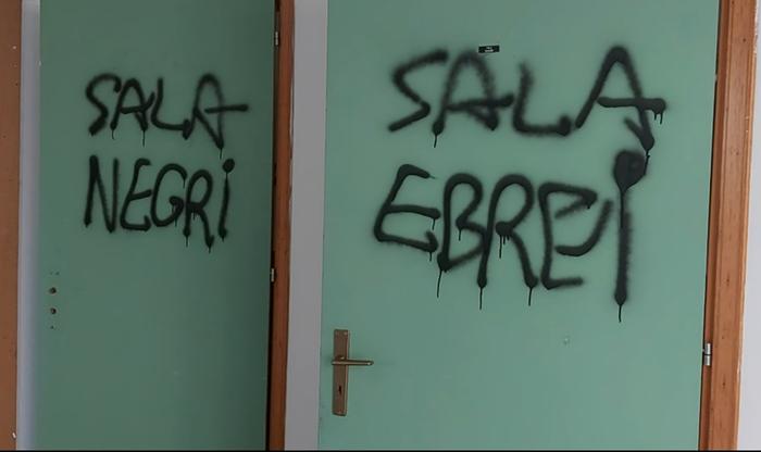 Scritte razziste all'istituto «Rizzo - Marino» di Mazara del Vallo: la condanna della Uil e la Cisl Scuola