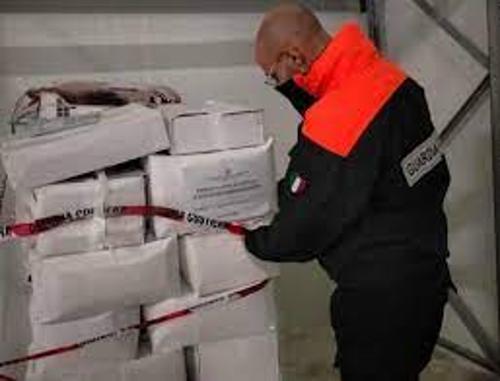 Mazara del Vallo: sequestrati oltre quattrocento chili di prodotti ittici