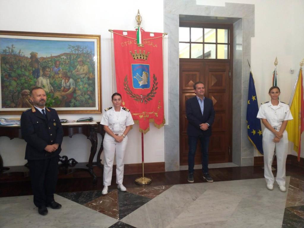 Marsala, cambio alla Capitaneria di Porto