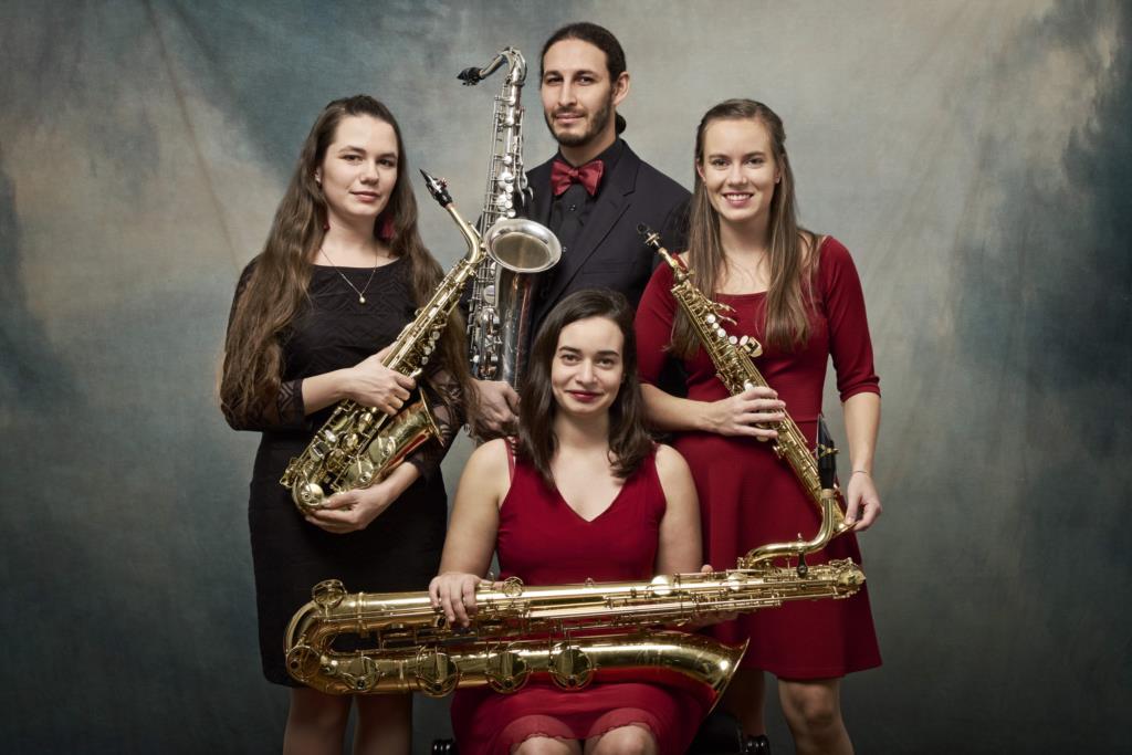 Amici della Musica, in scena il viaggio musicale del Mestizo Saxophone Quartet