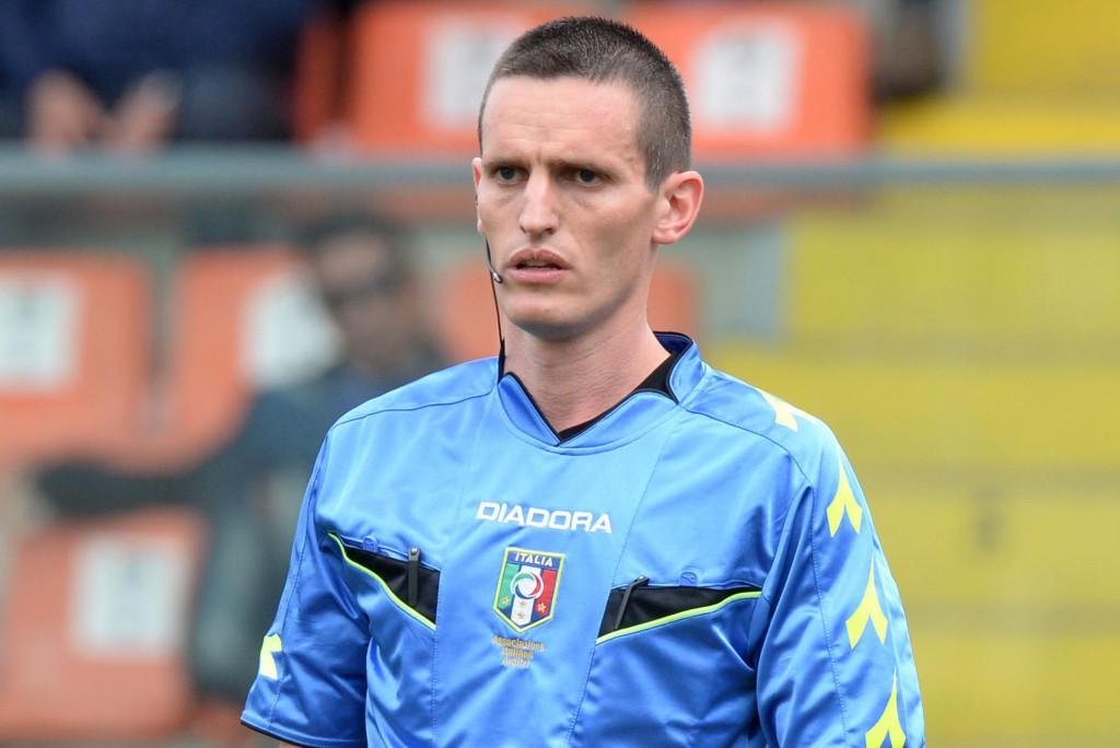 Daniele Minelli dirigerà Chievo-Trapani