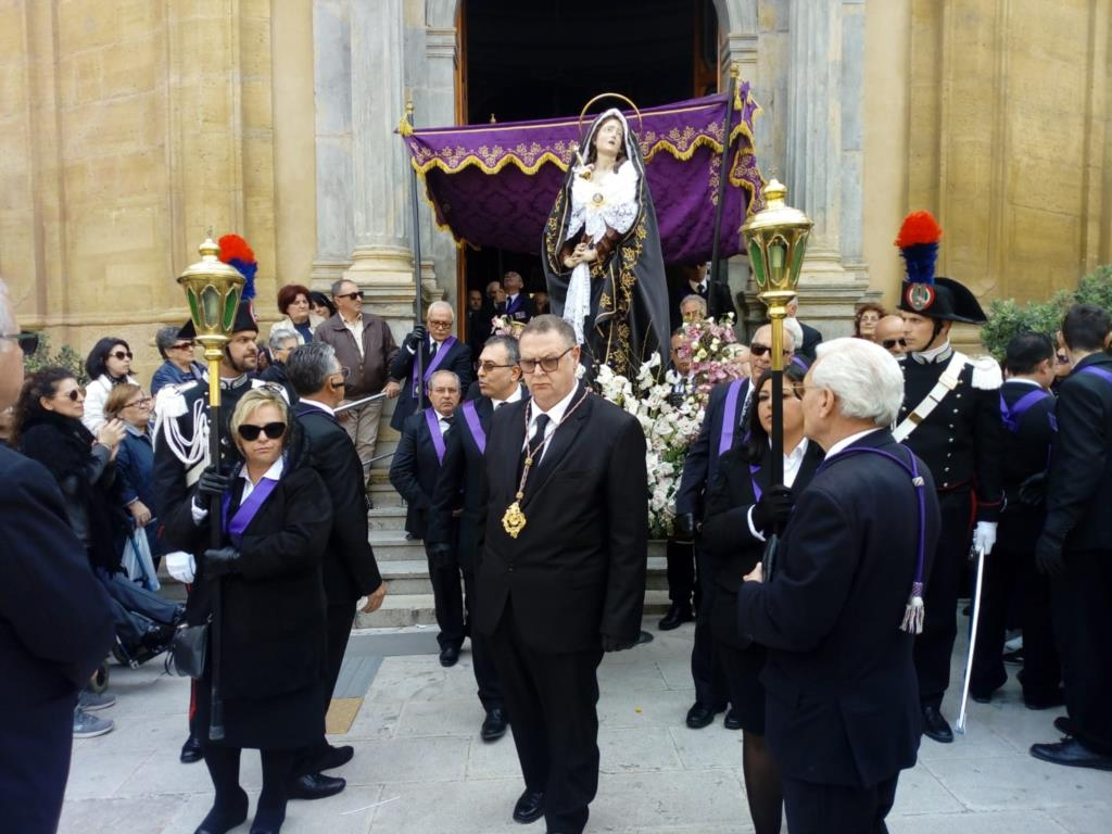 Venerdì Santo, annullata la Processione di Marsala