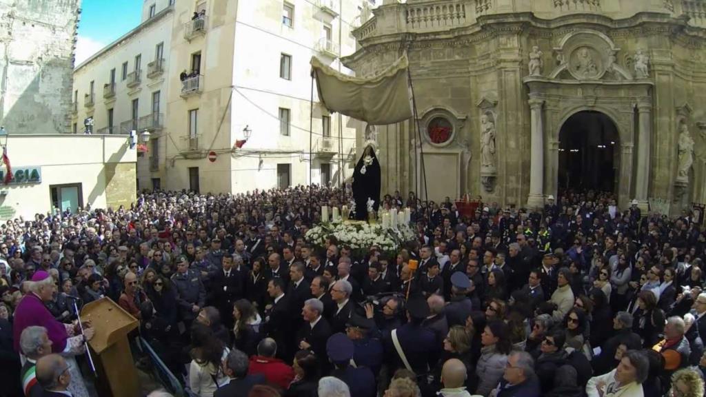 Salta, anche per quest'anno, la Processione dei Misteri a Trapani