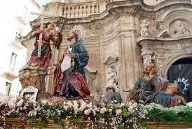 """Trapani: aperta fino a tarda sera la Chiesa che ospita i """"gruppi"""" dei Misteri"""