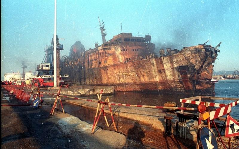 Trent'anni fa la tragedia del Moby Prince