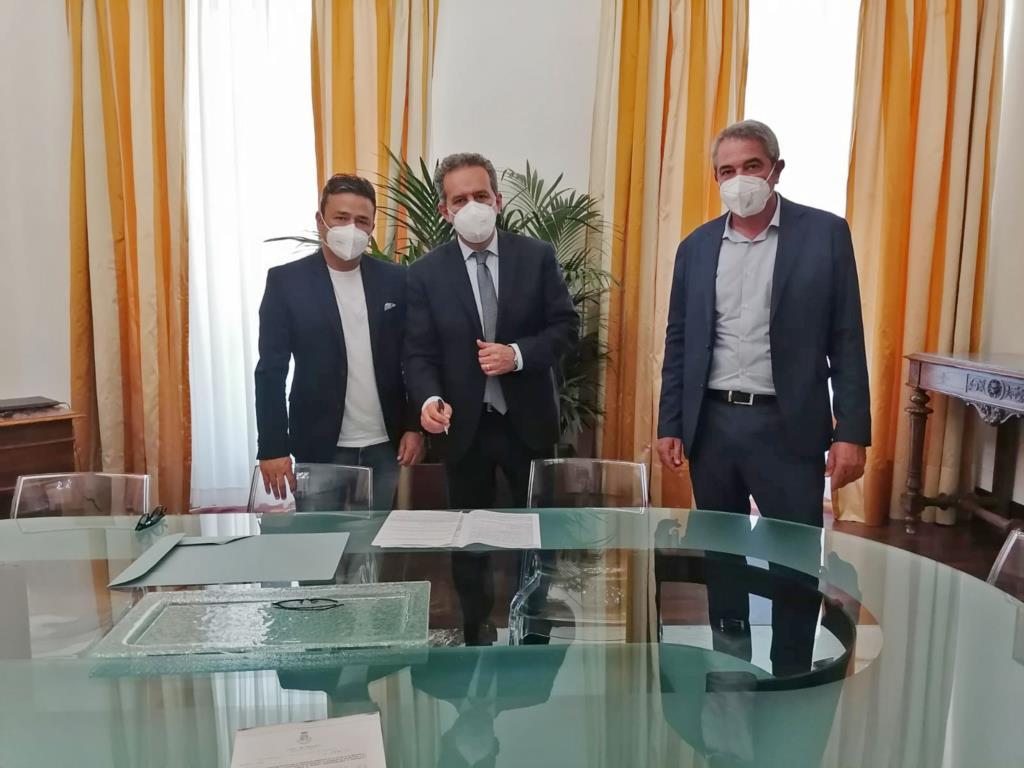 Protocollo d'intesa tra Comune di Marsala e Trapani Film Commission