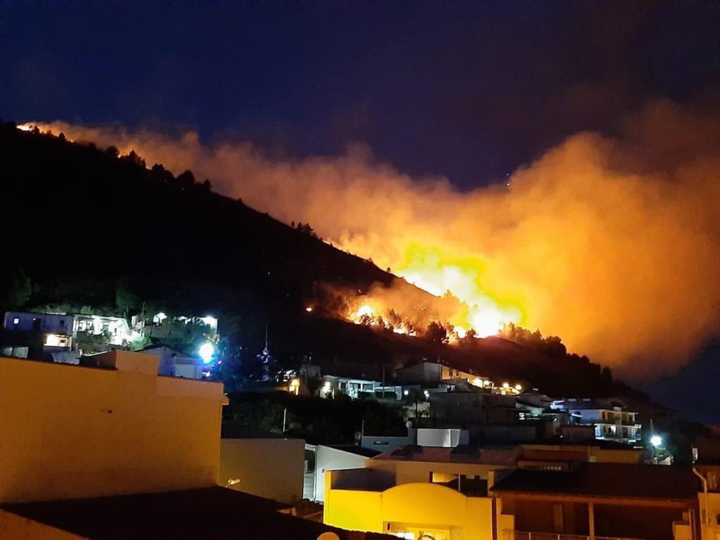 Campagna antincendio in Sicilia, si parte il 3 giugno