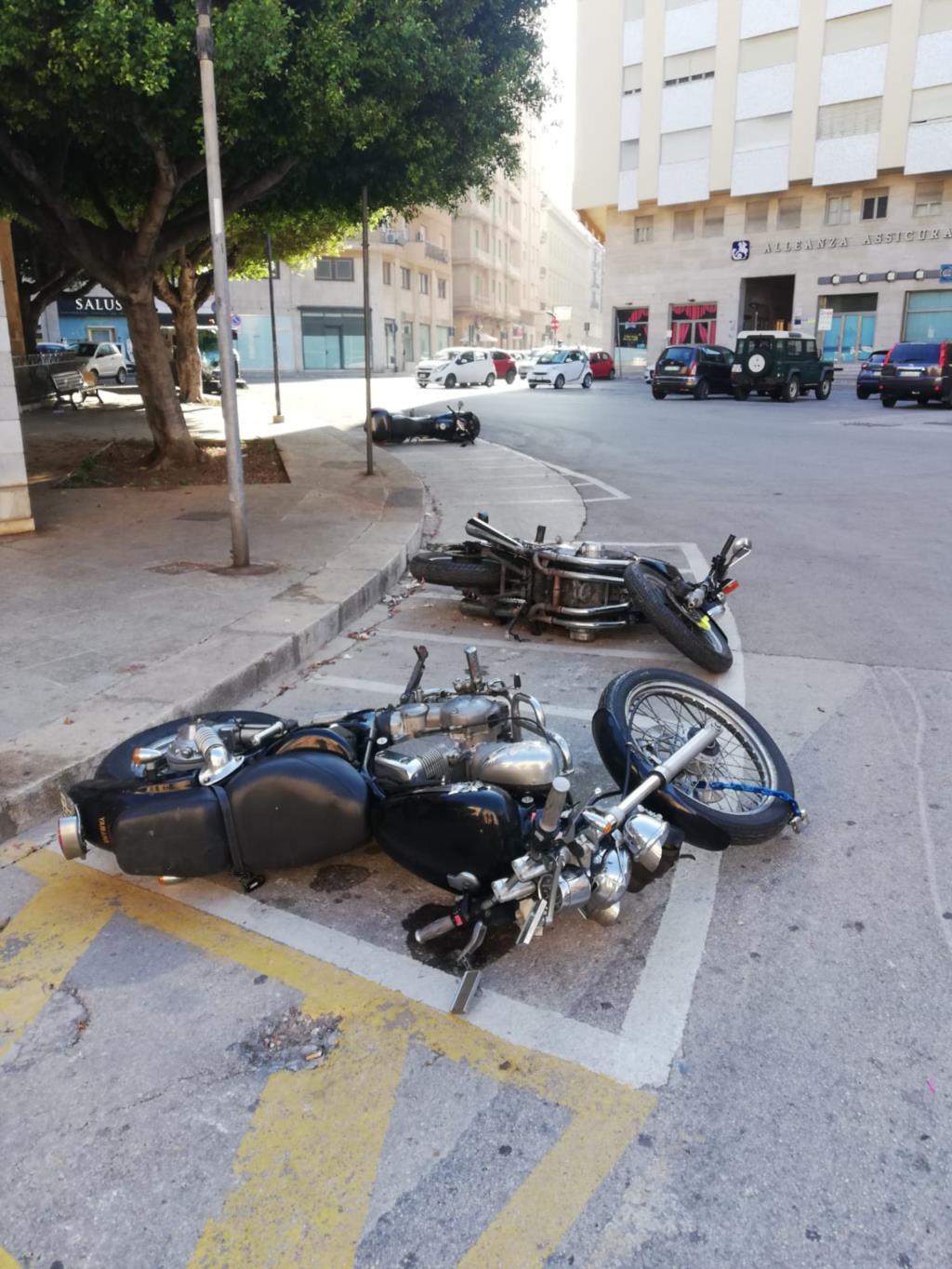 Trapani, vandali in azione nel centro storico