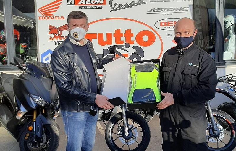La mototerapia arriverà presto in provincia di Trapani