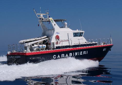 San Teodoro: recuperati dai carabinieri due gommoni rubati a Levanzo