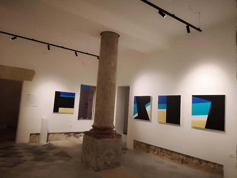 Riapre il museo d'arte contemporanea San Rocco