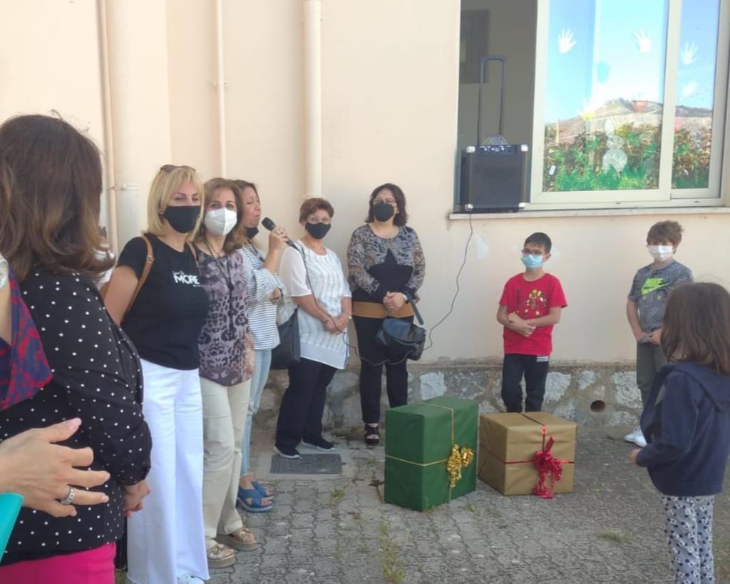 """""""Anziani e bambini ai tempi del Covid"""": conclusa l'iniziativa a Napola"""