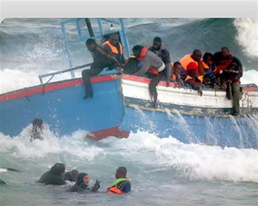 Dieci anni fa il naufragio sulle coste dell'isola di Pantelleria