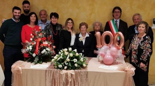 Campobello, nonna Ninfa spegne 100 candeline