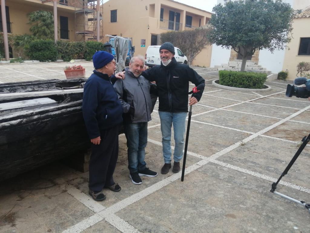 Il mare e i pescatori di San Vito a Tg2 Dossier (VIDEO)