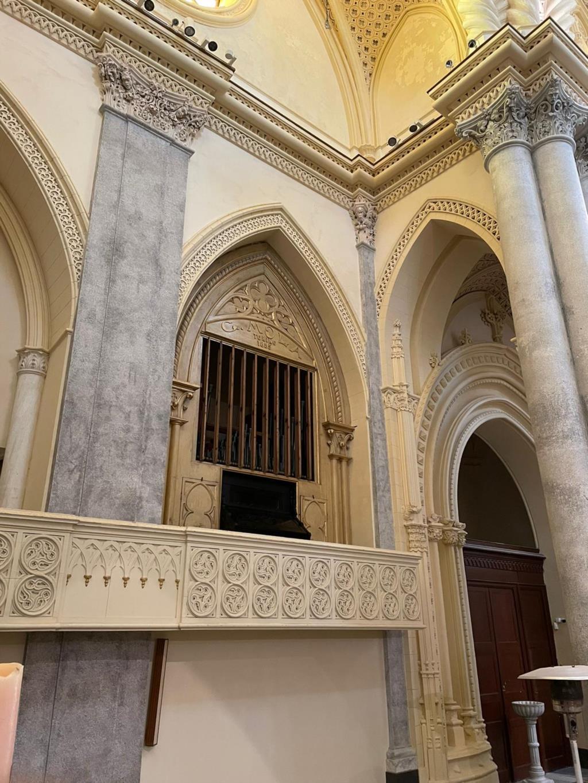 Dopo più di 30 anni, torna a suonare l'antico organo del Real Duomo di Erice