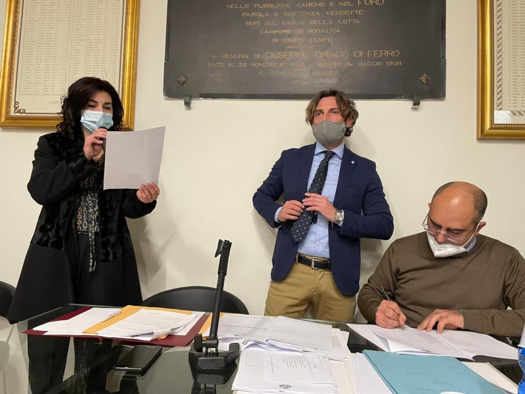 Paceco, in Consiglio comunale entra Vasile al posto di Valenti